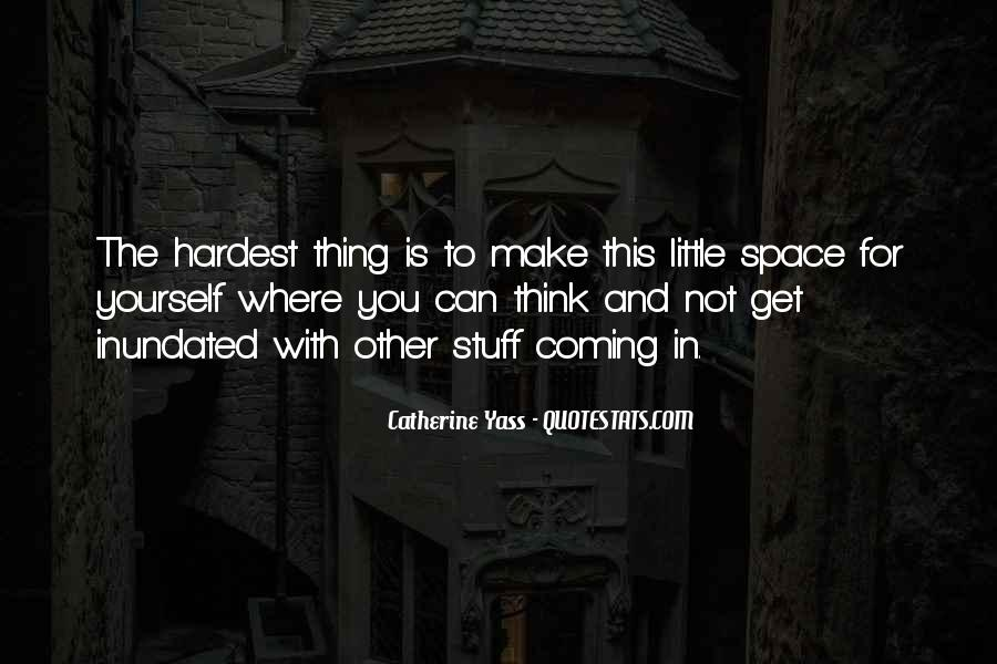 Make Space Quotes #15744