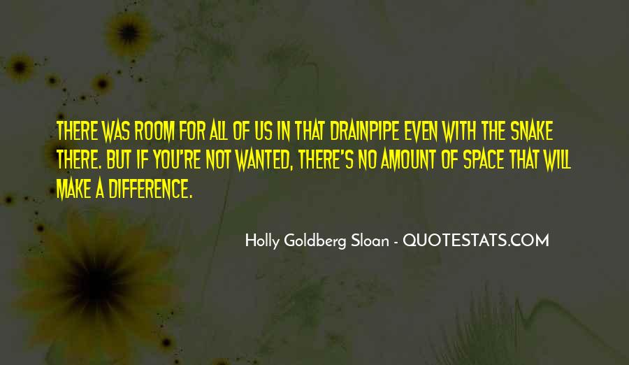 Make Space Quotes #191759