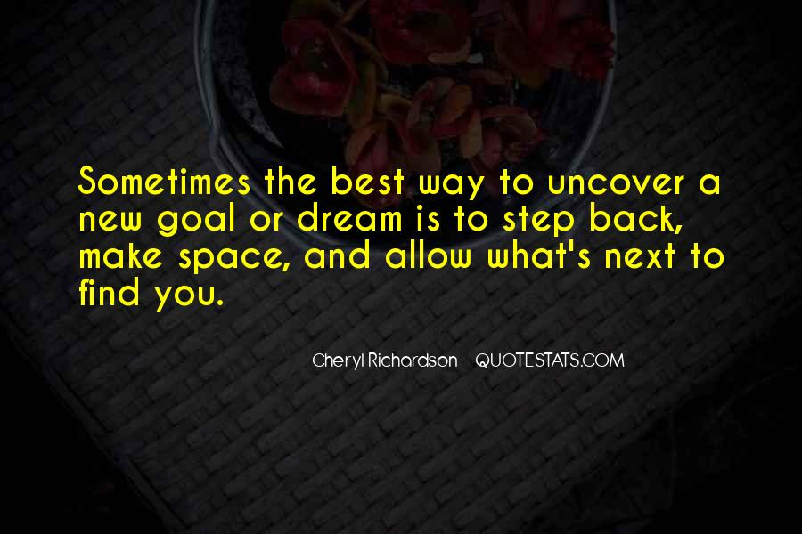 Make Space Quotes #23231