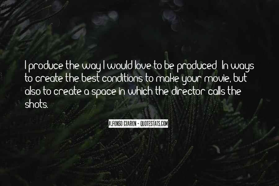 Make Space Quotes #281940