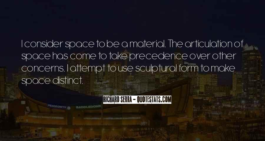 Make Space Quotes #355532