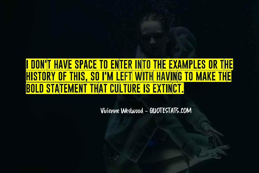 Make Space Quotes #366845