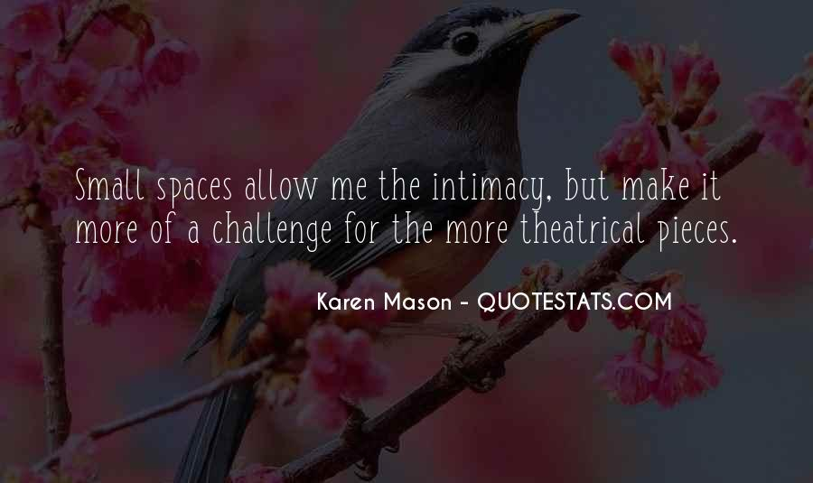 Make Space Quotes #375956