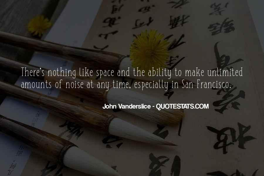 Make Space Quotes #48098