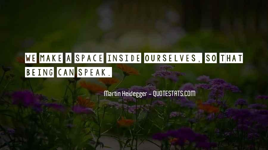 Make Space Quotes #92556