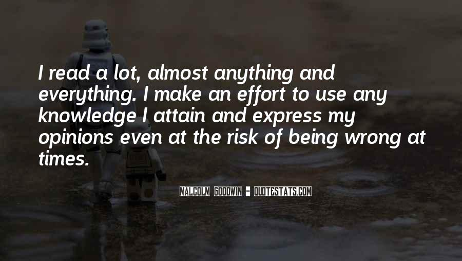 Make The Effort Quotes #166377