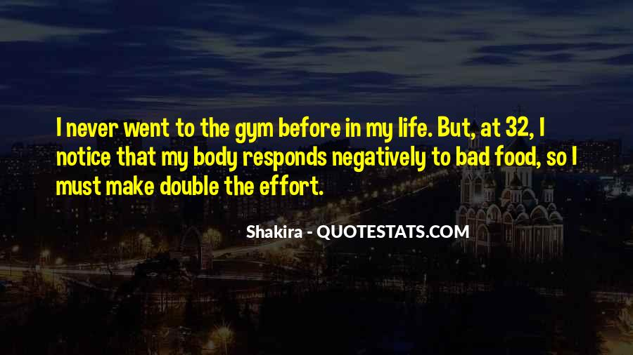 Make The Effort Quotes #173764