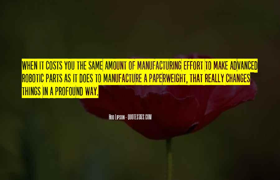 Make The Effort Quotes #317744