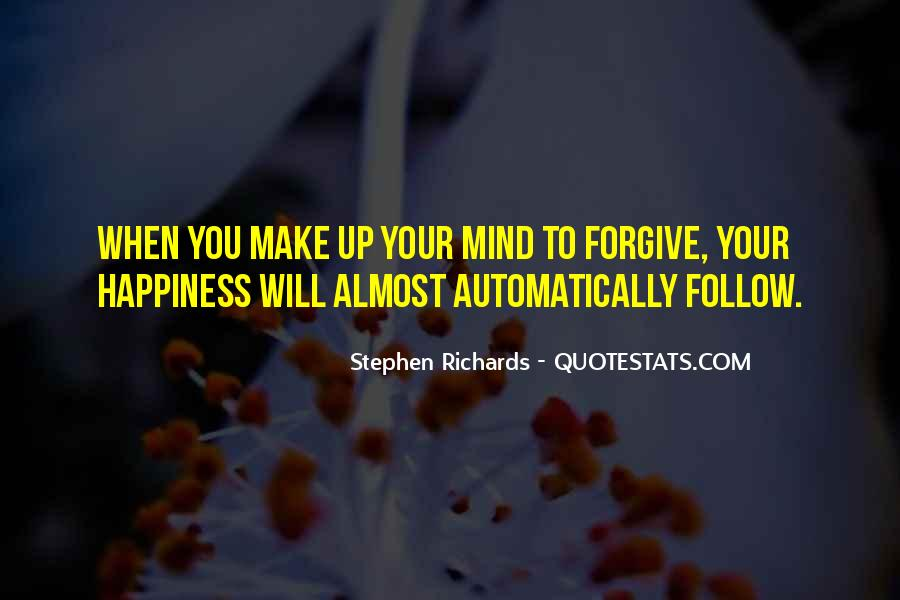 Make Your Mind Up Quotes #763740