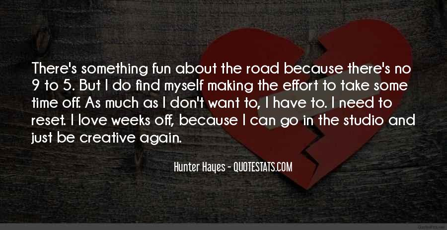 Making Effort Love Quotes #449752