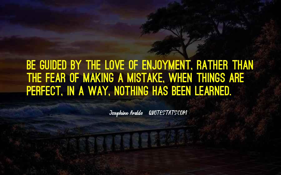Making Love Out Of Nothing At All Quotes #34723