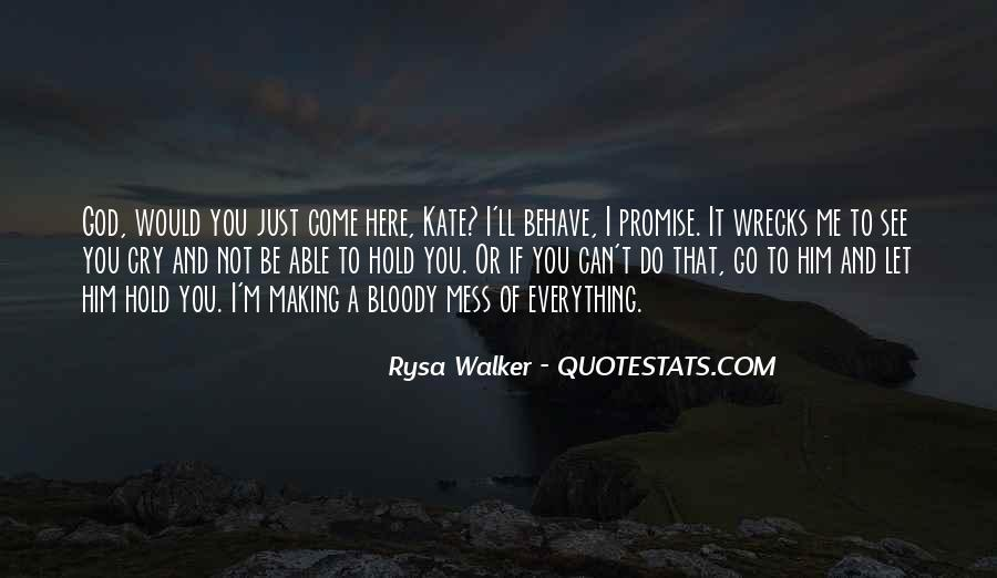 Making Me Cry Quotes #132241