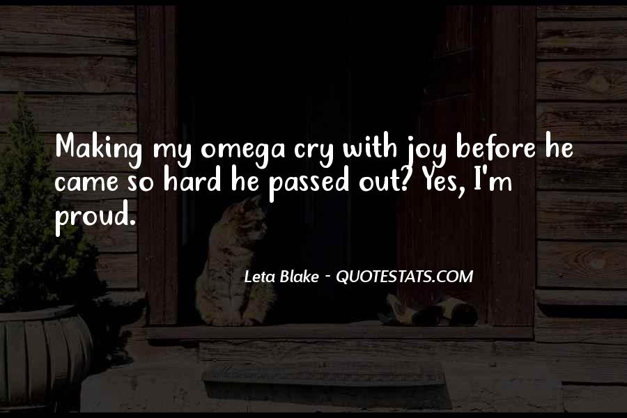 Making Me Cry Quotes #1437219
