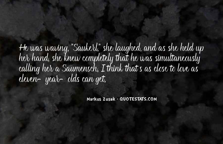 Mako Raleigh Quotes #1004555