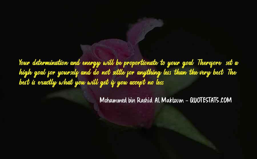 Maktoum Quotes #1419243
