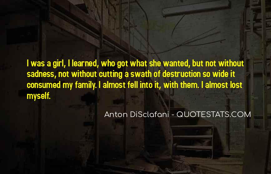 Quotes About Cutting Out Family #1694565