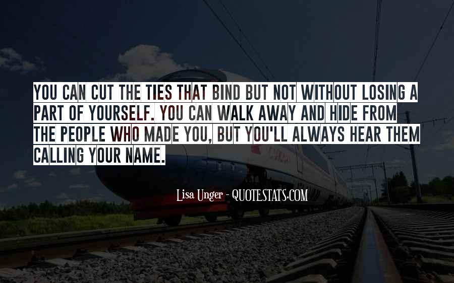 Quotes About Cutting Out Family #731456