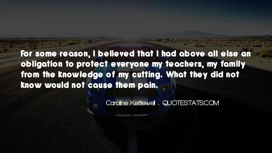 Quotes About Cutting Out Family #92812