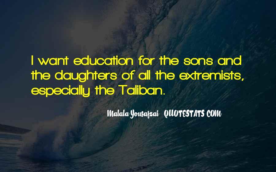 Malala Taliban Quotes #1055427