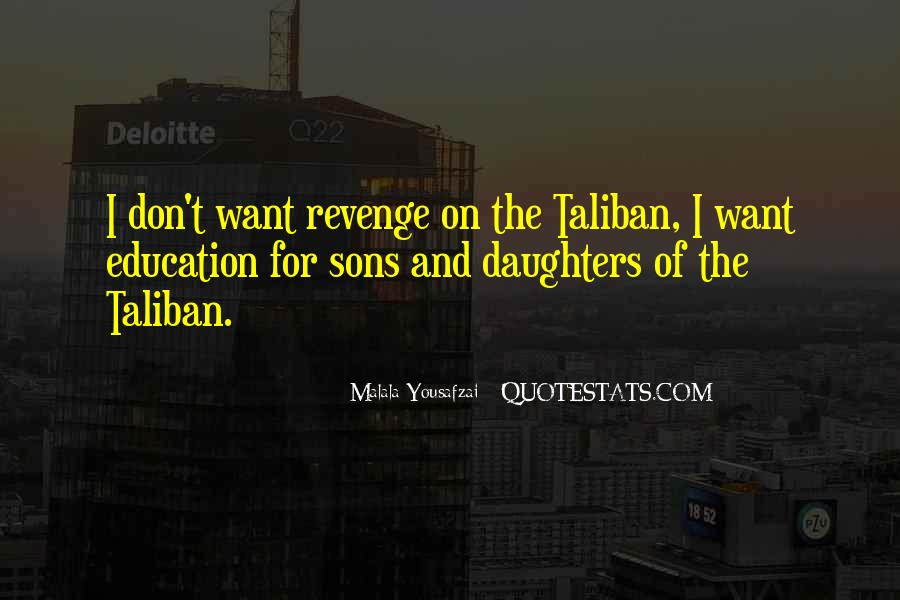 Malala Taliban Quotes #1093259