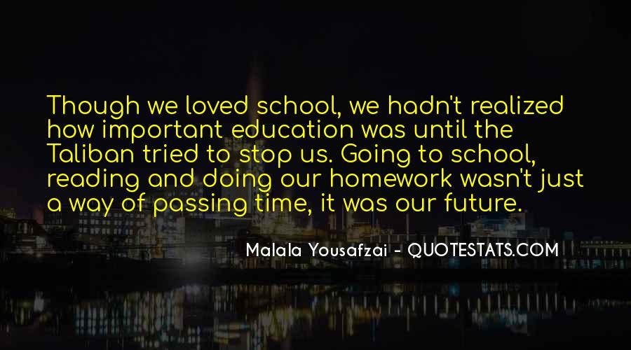 Malala Taliban Quotes #1384993