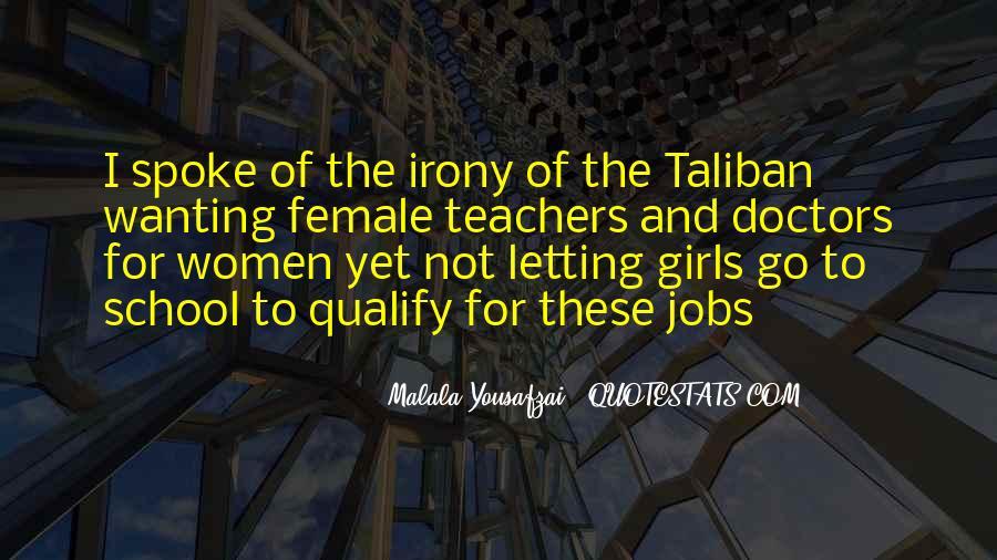 Malala Taliban Quotes #1510725