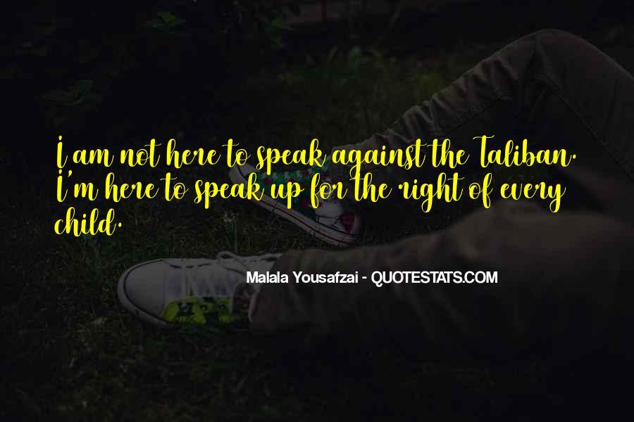 Malala Taliban Quotes #1705805