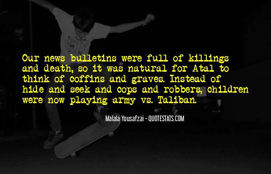Malala Taliban Quotes #533277
