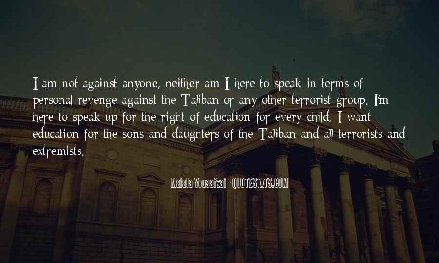 Malala Taliban Quotes #718008