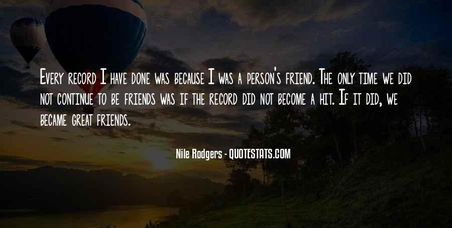 Malas Amistades Quotes #1364949
