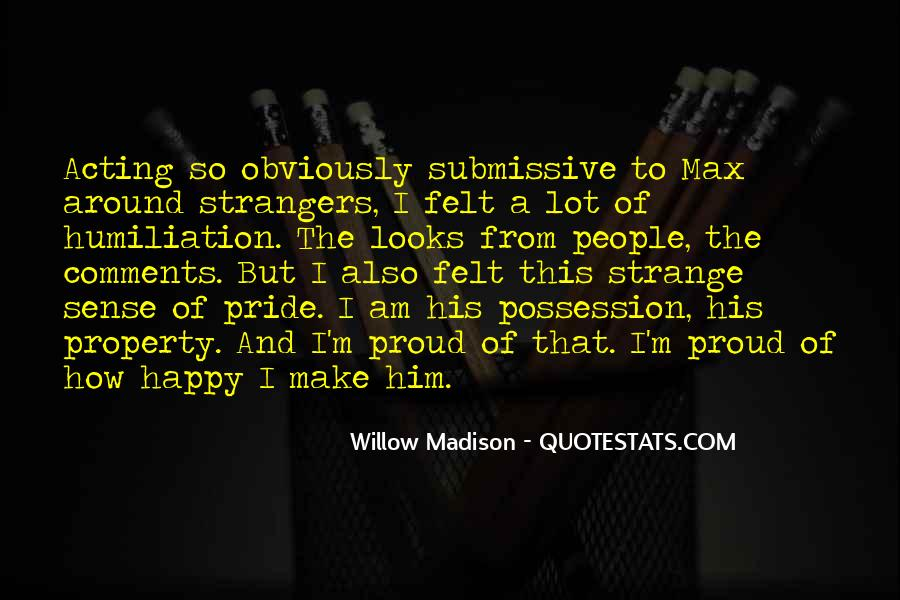 Male Submissive Quotes #1829502