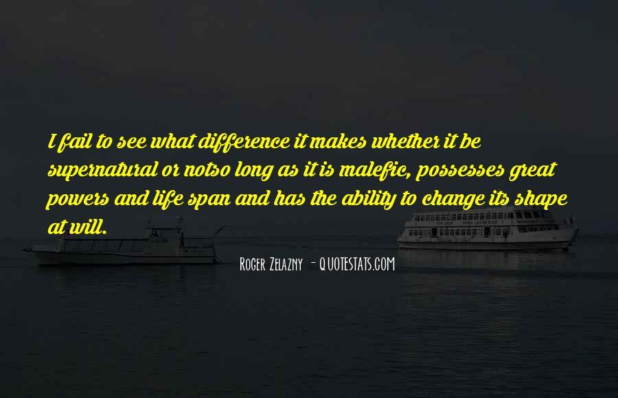 Malefic Quotes #925670