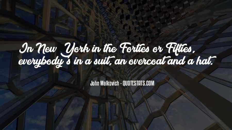 Malkovich Quotes #1165723