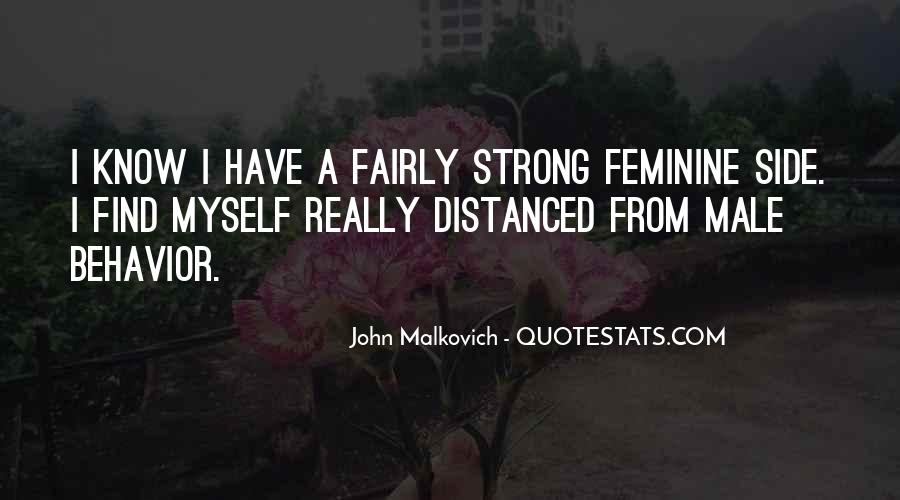 Malkovich Quotes #1275017