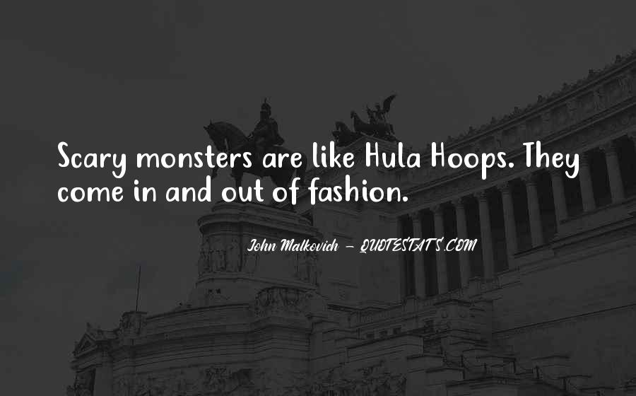 Malkovich Quotes #194685