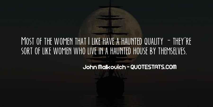 Malkovich Quotes #571055