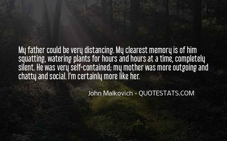 Malkovich Quotes #93369