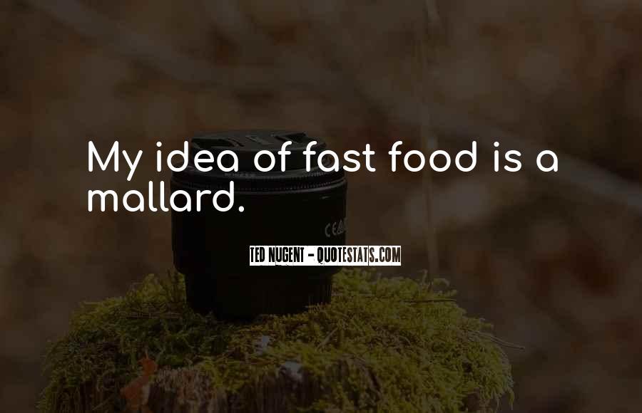 Mallard Quotes #1570454