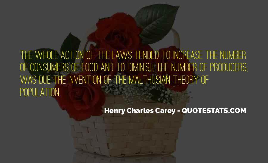 Malthusian Quotes #1494534