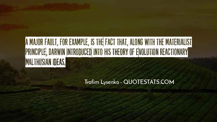 Malthusian Quotes #504747