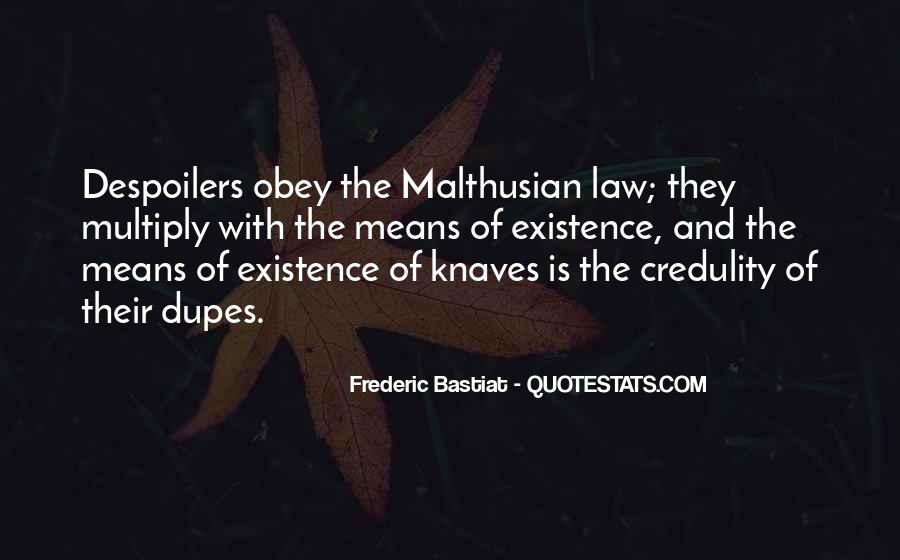Malthusian Quotes #739031