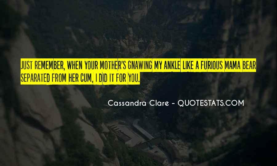 Mama Bear Quotes #1751047