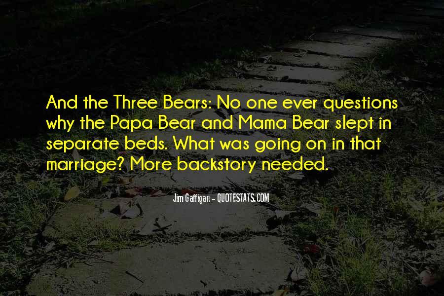Mama Bear Quotes #864103