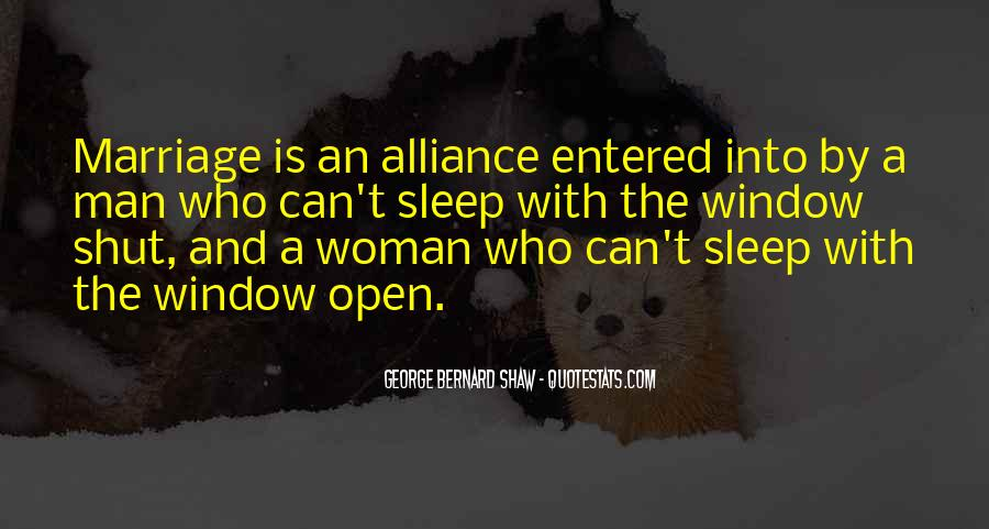 Man And Woman Marriage Quotes #197718