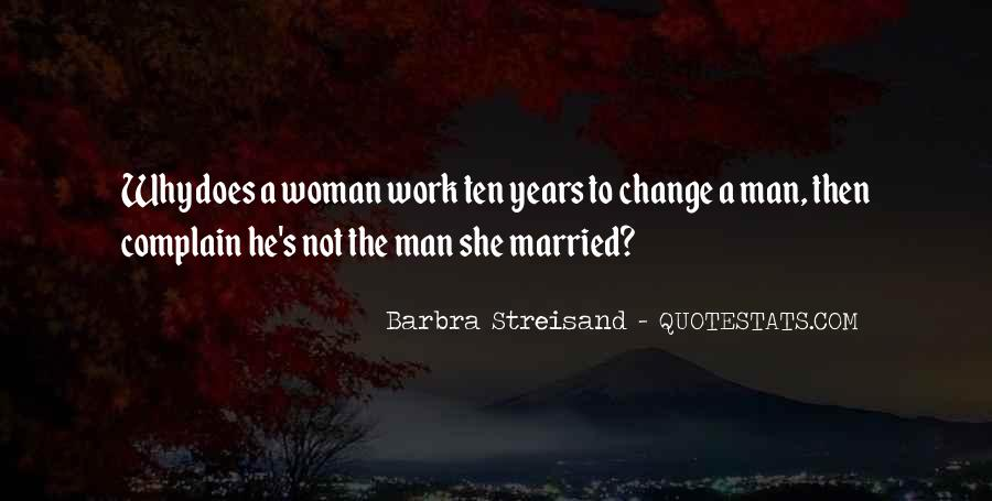 Man And Woman Marriage Quotes #812379