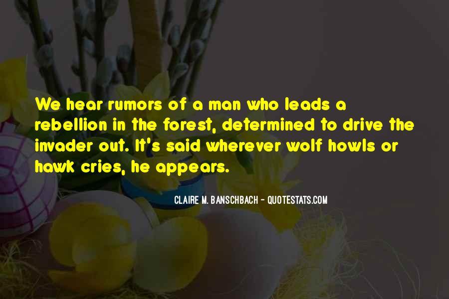 Man Cries Quotes #1553512