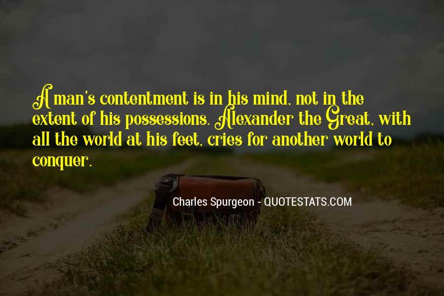 Man Cries Quotes #314056