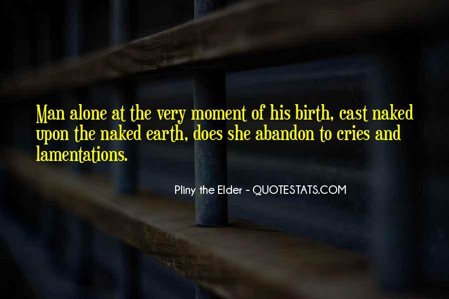 Man Cries Quotes #55448