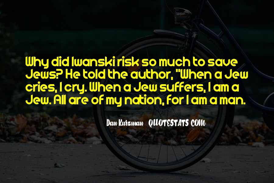 Man Cries Quotes #663130