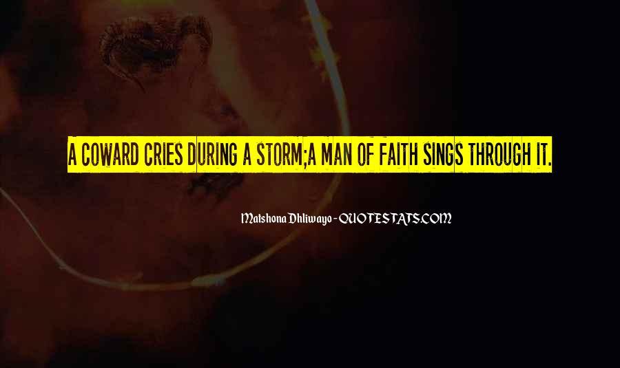 Man Cries Quotes #778146